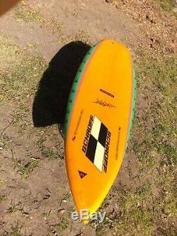 Vintage Schroff Surfboard Baby swallow