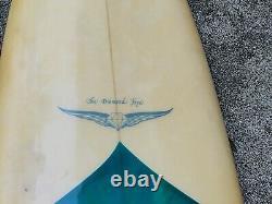 Vintage Skip Frye surfboard