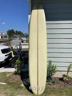 Vintage Surfboard 10, Con Surfboard 1960's