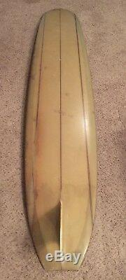 Vintage Surfboard Mid 60s Ramsey Jay