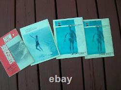 Vintage Surfer surfing magazine rick griffin lot of 4 vol 2 s and 3 s severson
