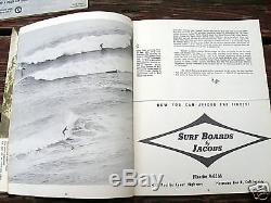 Vintage Surfer surfing magazine rick griffin vol 2 # 2 john severson surfboard