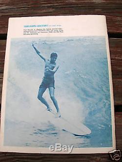 Vintage Surfer surfing magazine rick griffin vol 2 # 4