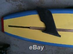 Vintage dewey weber surfboard