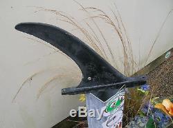 Vintage wave set surfing surfboard fin surfer longboard 1960's bing noll weber