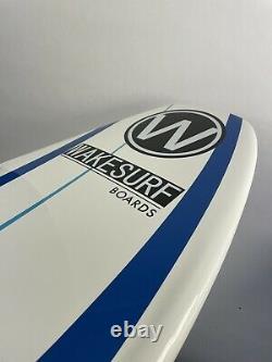 WAKESURF BOARD wakeboards lakes oceans Surf Boards wakeskate comp 4'11