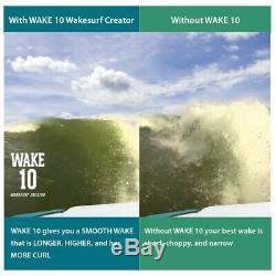 WAKE 10 Wakesurf Creator Wake Surf Shaper Wave Generator