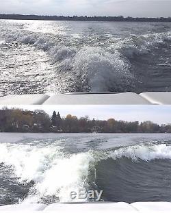 WakeSurfing WAKE SHAPER NautiCurl WakeSurf Surf Gate FREE SHIPPING & Koozie