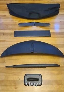Wake Foil Pump Foil Surf Foil complete a board & 92cm Front Wing 100% Carbon