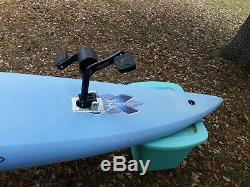 Water bike pedal boat sea cycle pedal board pedal surf board paddle board hobie