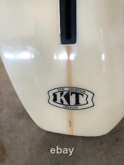 Watercooled 9ft 6in Longboard-Surfboard
