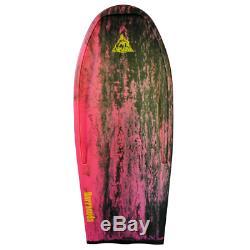 Wave Skater Pro 2019 54 Barracuda crossover bodyboard / surfboard & leash