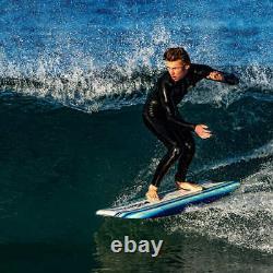 Wavestorm 5'8 Retro Fish Surfboard Free Shipping