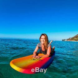 Wavestorm 8' Classic Surfboard Sunburst