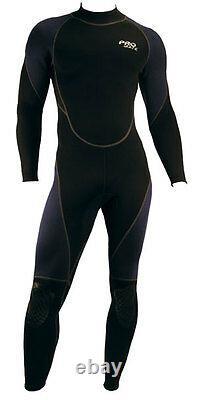 Wetsuit Jumpsuit Full 3mm Men's Scuba Diving Jump Suit Warm Swim Surf Snorkeling