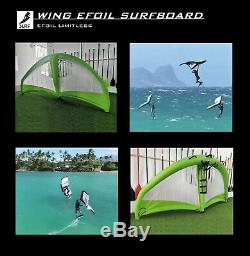Wing Efoil Limitless Surfboard high quality inflatable nylon wing for efoils