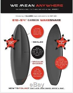 XLARGE Surfboard Foil Surf Surfing FULL CARBON Hydrofoil GO Naish Slingshot Kite