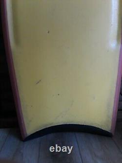Yellow MOREY MACH 7 SS Jay Reale BODYBOARD Body Boogie BOARD boogieboard Pro